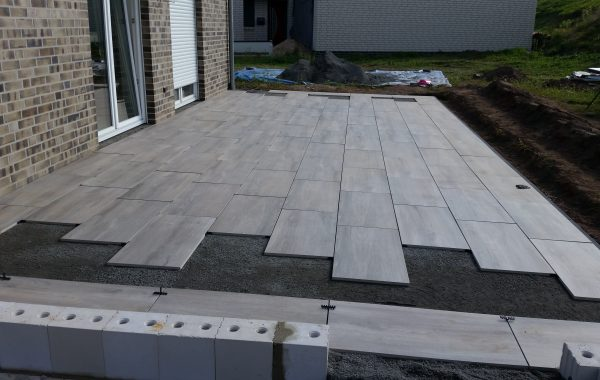 Terrassenbau – 1A Qualität